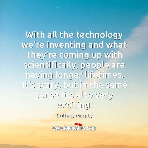 Picture Quote by Brittany Murphy