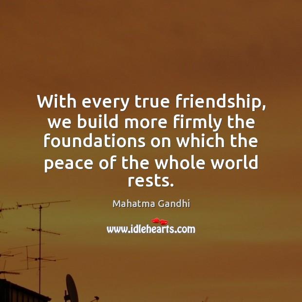 True Friends Quotes Image