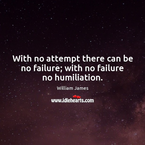 Picture Quote by William James
