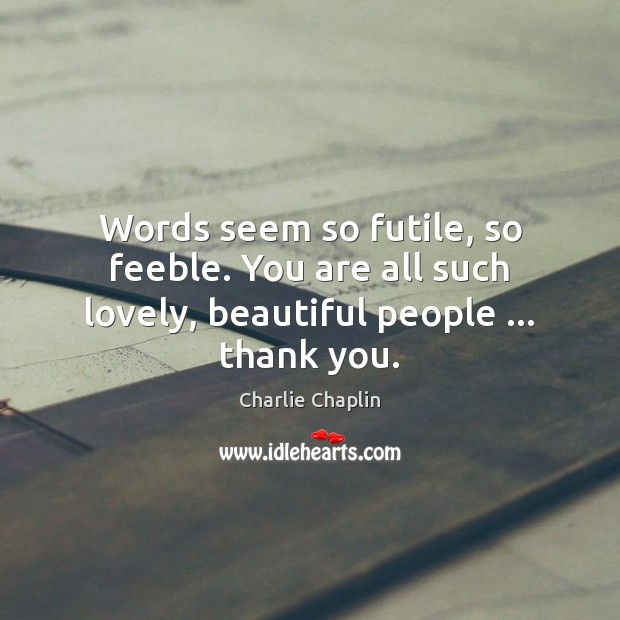 Thank You Quotes Image