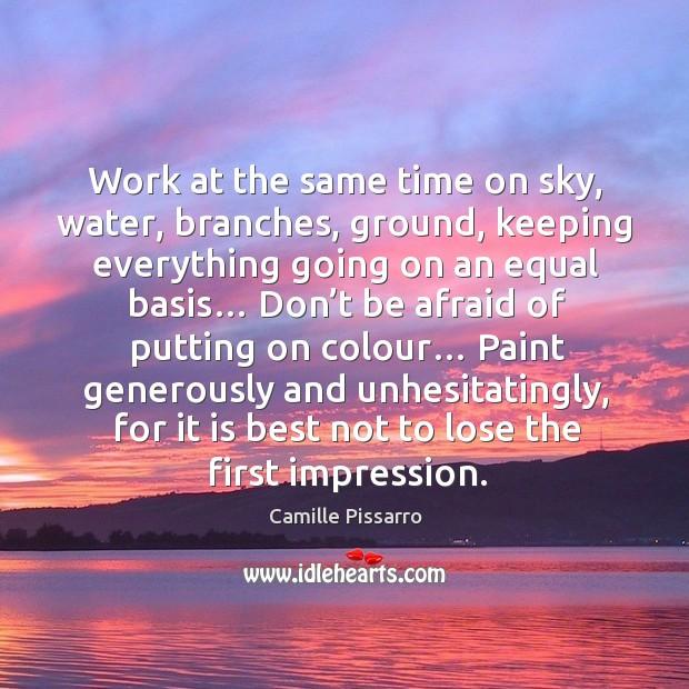 Picture Quote by Camille Pissarro