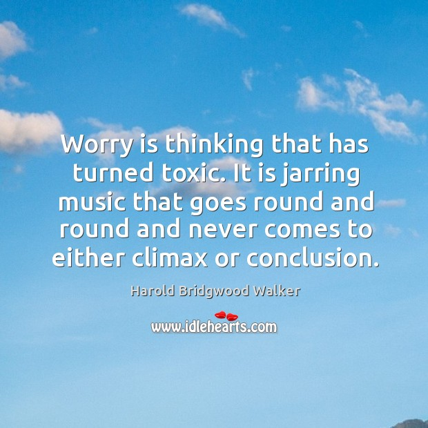 Worry Quotes Image