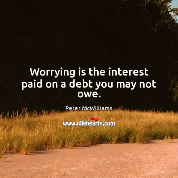 Picture Quote by Peter McWilliams