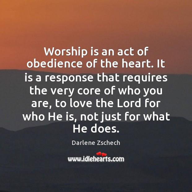 Worship Quotes