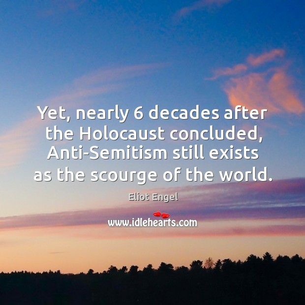 is racism and anti semitism still exist Racist anti-jewish movements established ties to this and claimed to fight an   the term is still used today, both in research and in everyday speech, as the   the fact that judaism continued to exist alongside christianity and that jews.
