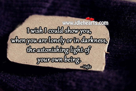 hafiz quotes i wish i could show you - photo #21