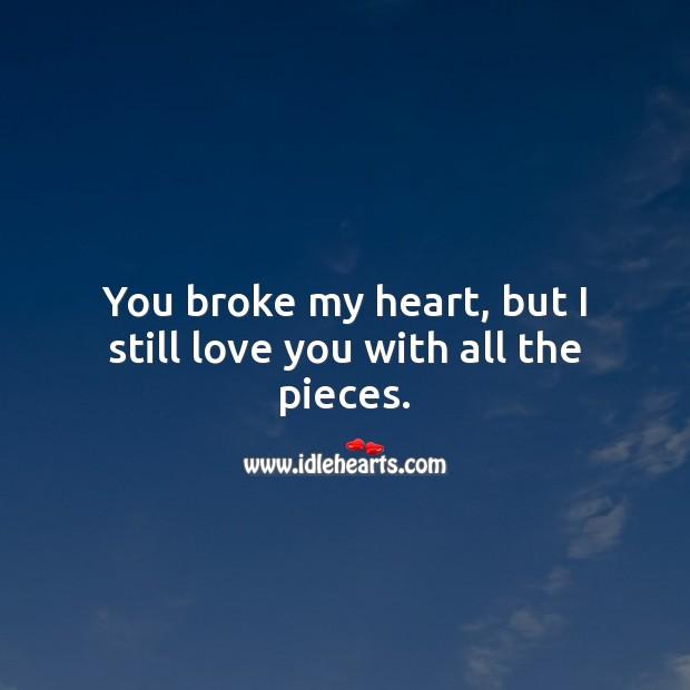 Still you i love