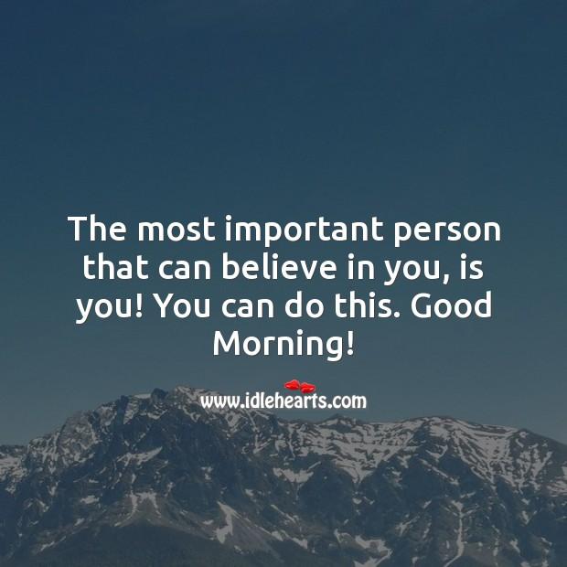 Believe Messages