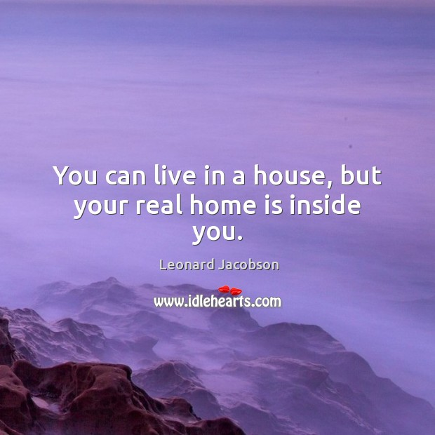 Picture Quote by Leonard Jacobson