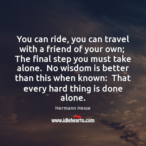 Image, You can ride, you can travel with a friend of your own;