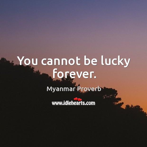 Myanmar Proverbs