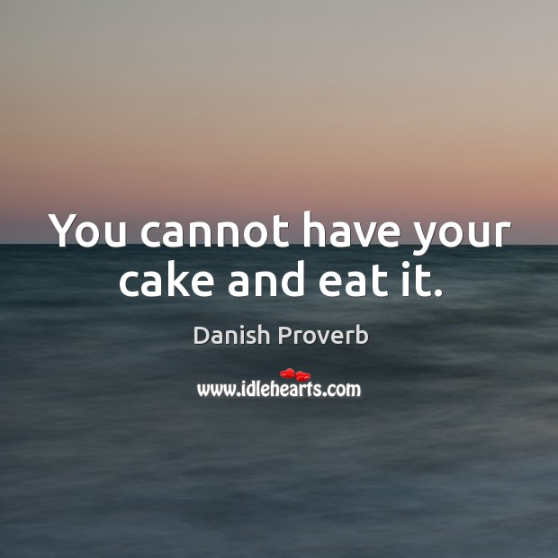 Danish Proverbs