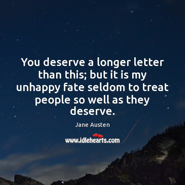 Image, You deserve a longer letter than this; but it is my unhappy