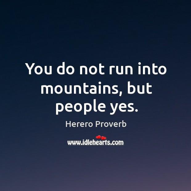 Herero Proverbs