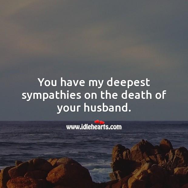 Sympathy Quotes
