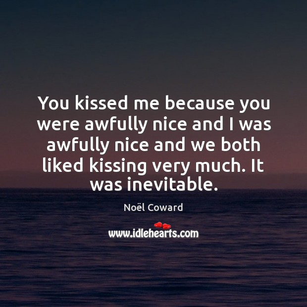 Kissing Quotes Image