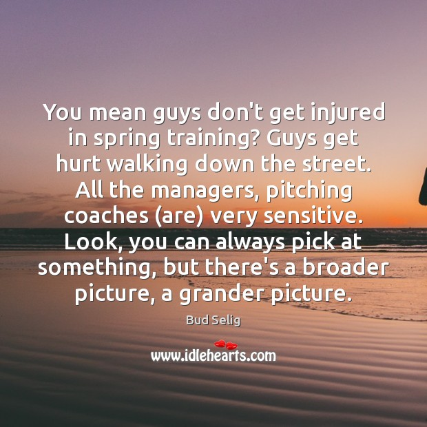 Image, You mean guys don't get injured in spring training? Guys get hurt