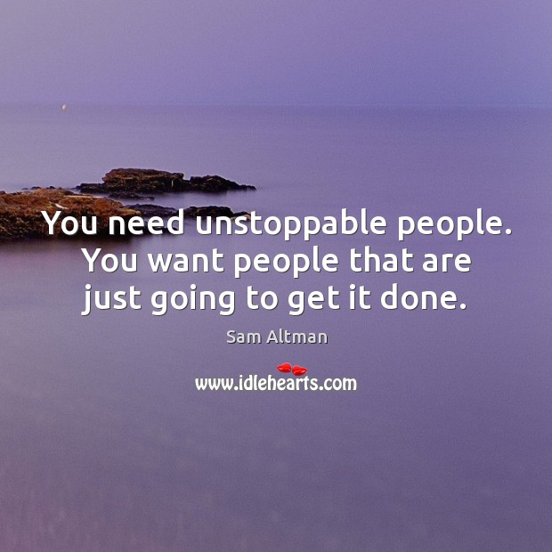 Unstoppable Quotes