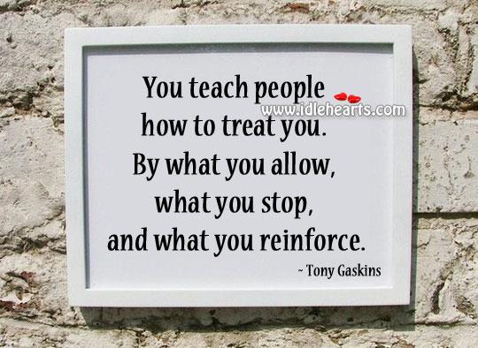 People, Stop, Teach, Treat