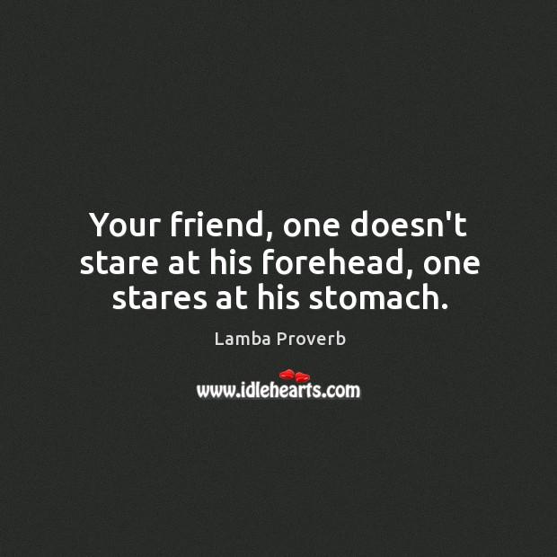 Lamba Proverbs