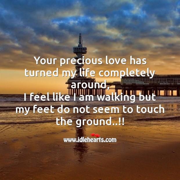 Image, Your precious love has..