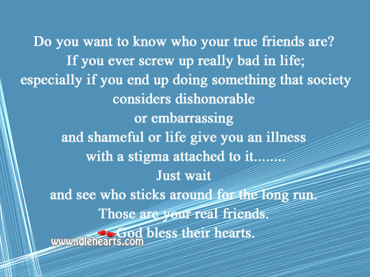 Real Friends Quotes Image