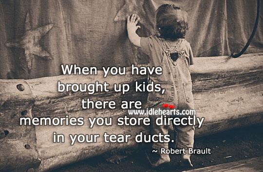 Children Are Wonderful Memories