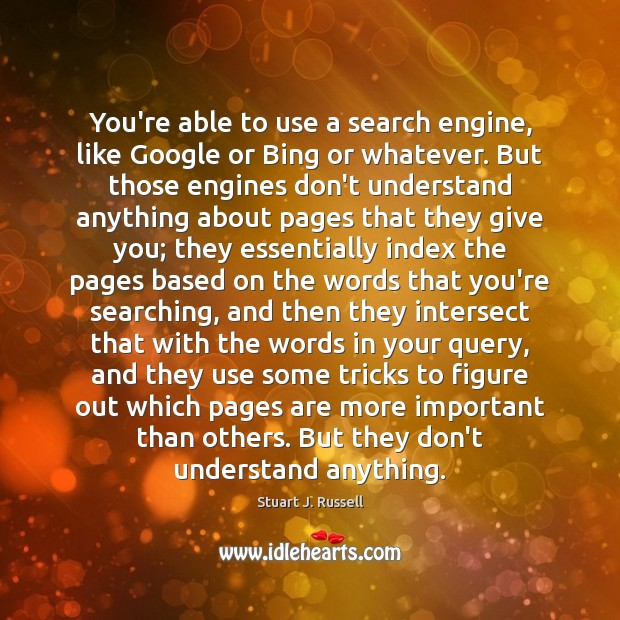 Image, You're able to use a search engine, like Google or Bing or