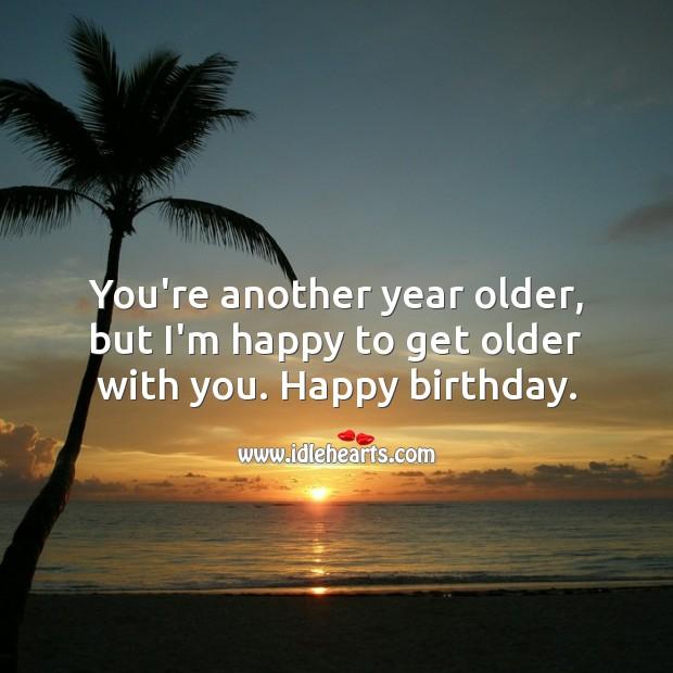 Birthday Wishes for Boyfriend Image