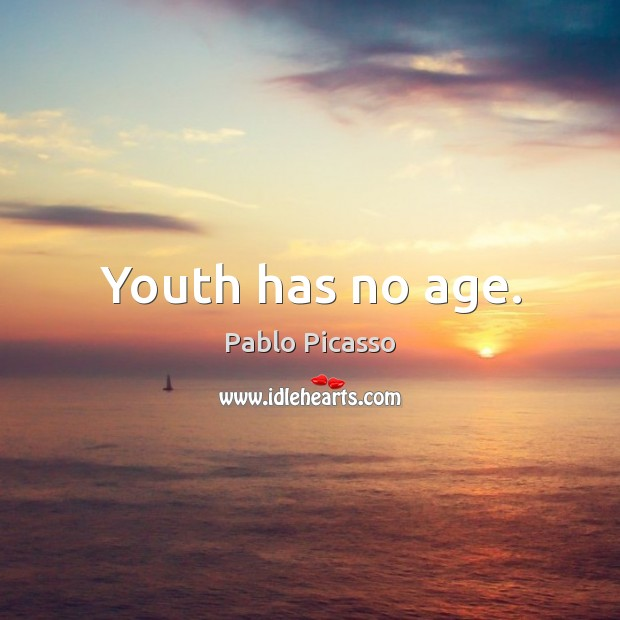 Image, Youth has no age.