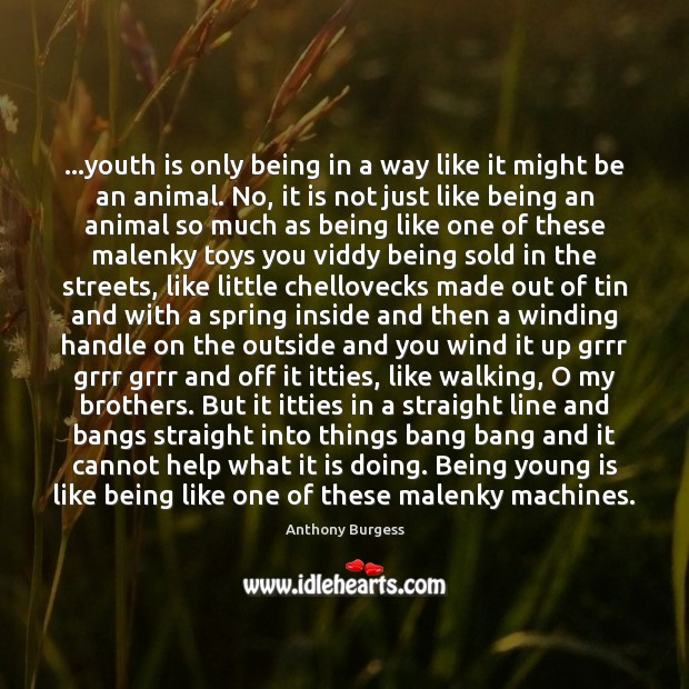 …youth is only being in a way like it might be an Image